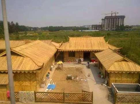 竹房子建筑的功能和作用