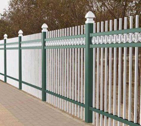 小区围栏防护
