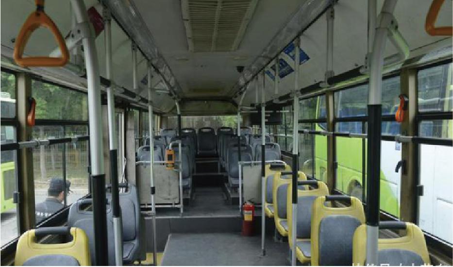 公交车部件