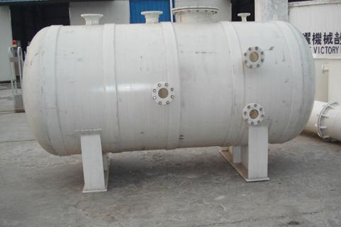 PP储罐供应商浅谈PP储罐产品的工艺及特点