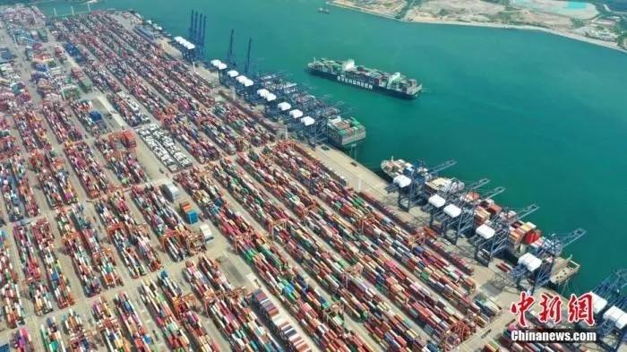32.16万亿元!中国外贸再创历史新高!