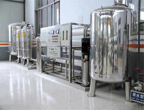 食品厂、药厂纯水设备