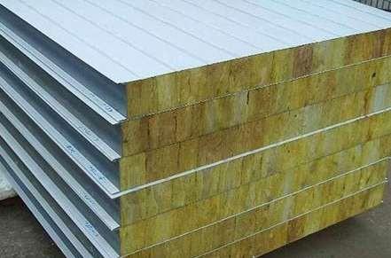 岩棉夹芯板的施工不可忽视的问题