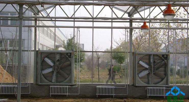 風機降溫系統