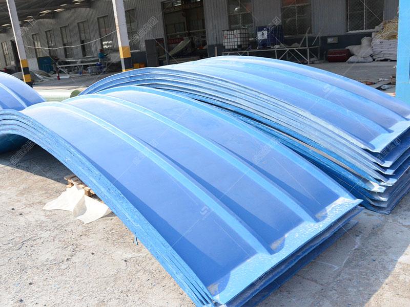 玻璃钢集气罩