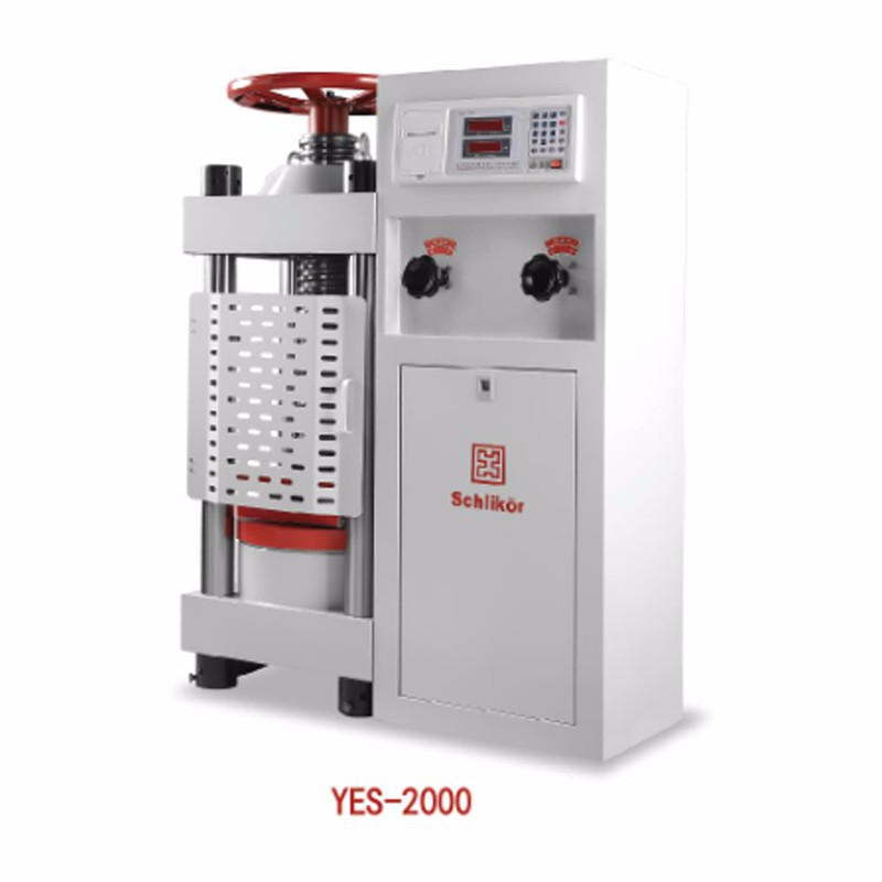 YES-2000系列-数显压力试验机