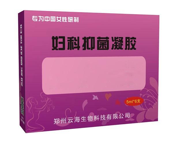 妇科抑菌凝胶