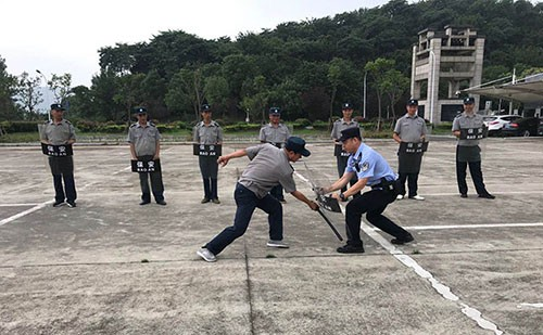安徽保安培训