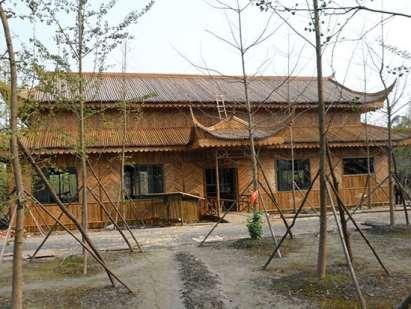 节能竹房子的优势表现