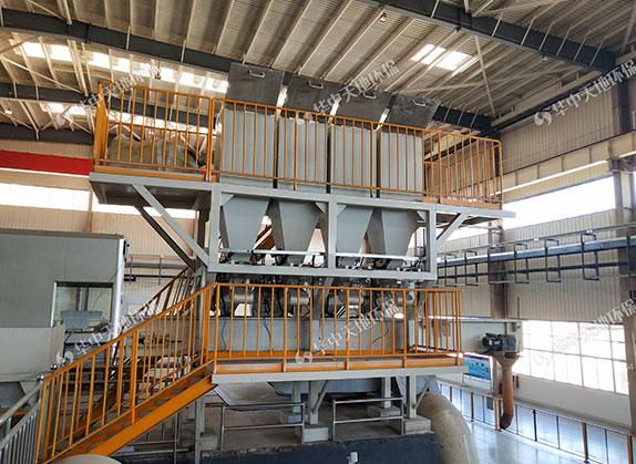 炉前孕育剂、辅料自动配料系统