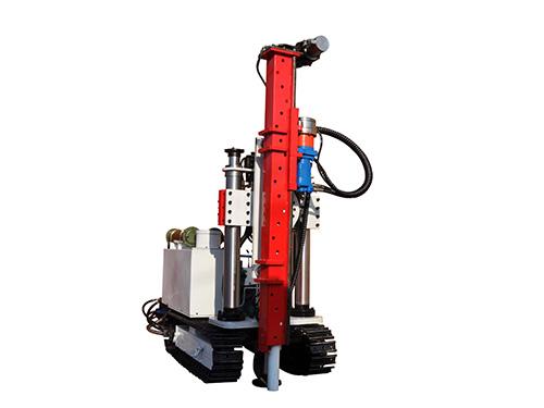 分体履带式液压钻机实际效果如何
