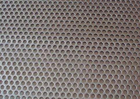 铝板冲孔网在航海事业的用途
