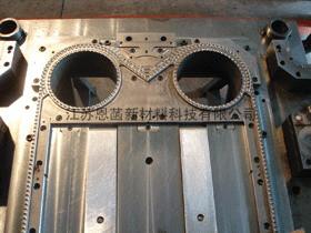 扬中板式换热器串液处置方法