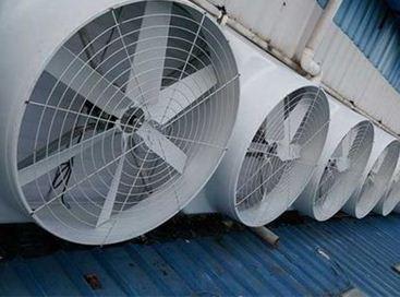 工业节能环保通风设备备受企业青睐