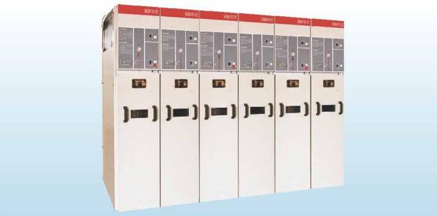 XGN15-12交流高壓六氟化硫環網柜