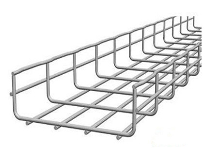 Grid cable tray