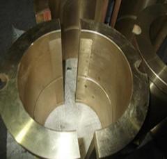大型铜轴瓦