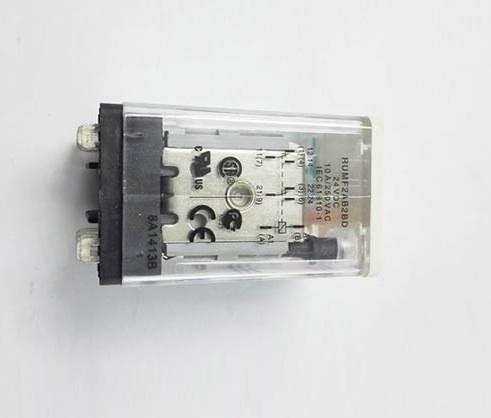施耐德继电器接线原理说明