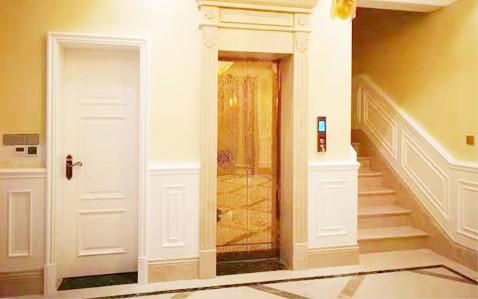 自动门家用电梯