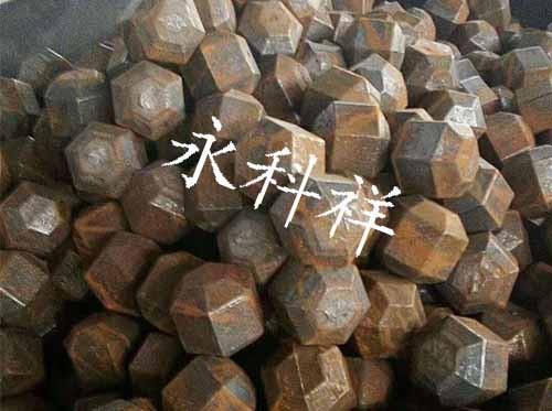石英石专用多面体研磨体