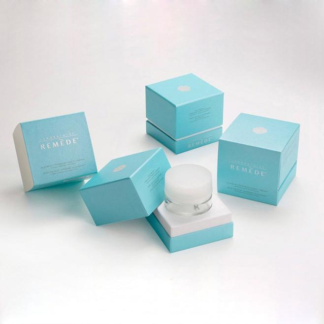 面霜包装盒
