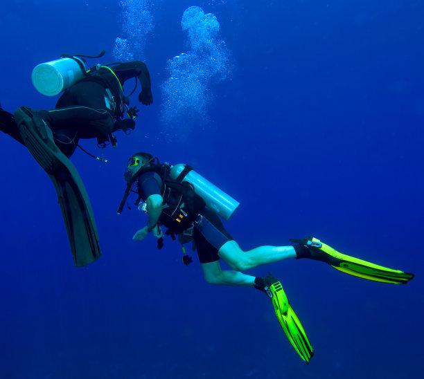古代的潜水