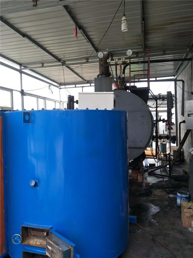 2吨燃油锅炉改造