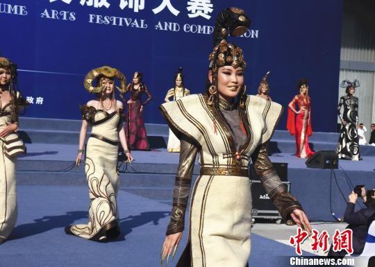 第十六届蒙古族服装服饰艺术节