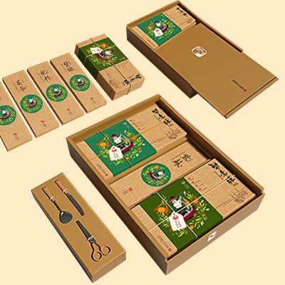 茶叶包装盒设计印刷厂家解答茶叶包装盒的设计要求有哪些