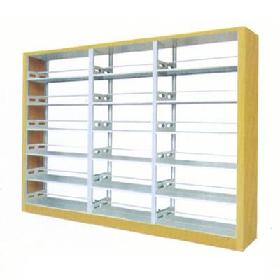 木护板书架