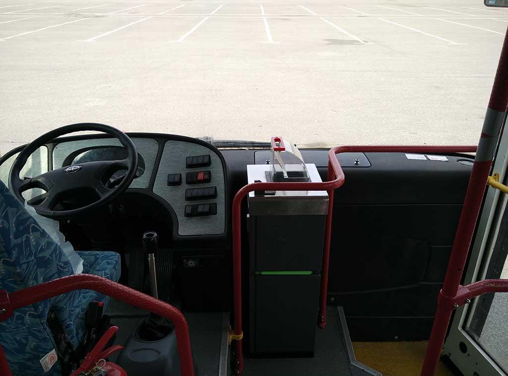 大连一汽6891仪表台