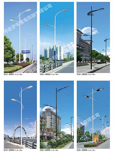 路灯杆生产厂家的价格与路灯杆材质以及其生产工艺关系