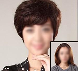 安庆刘女士养发护发