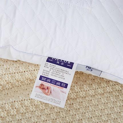河北多针绗绣荞麦两用枕