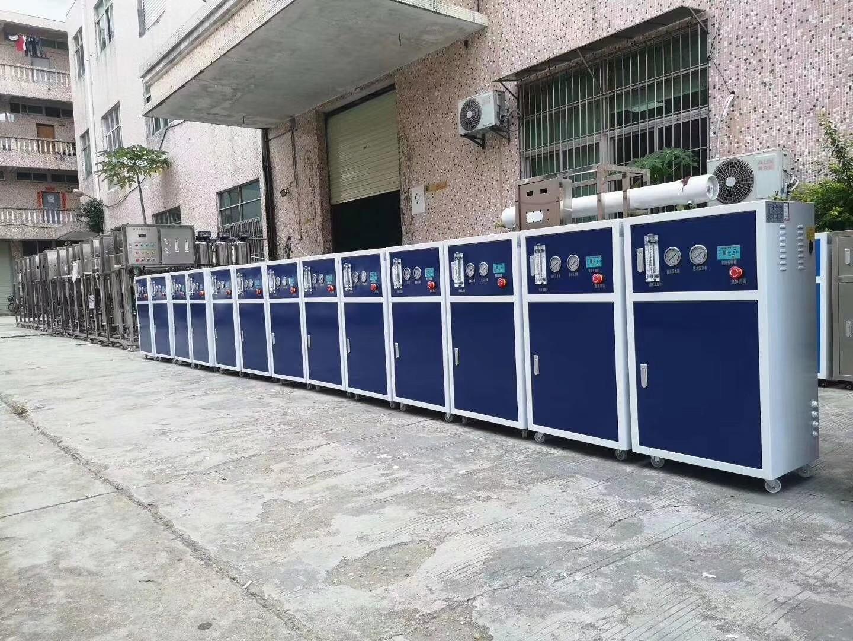商用中央水处理系统