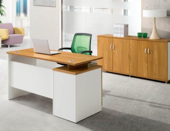办公家具-隔断办公桌