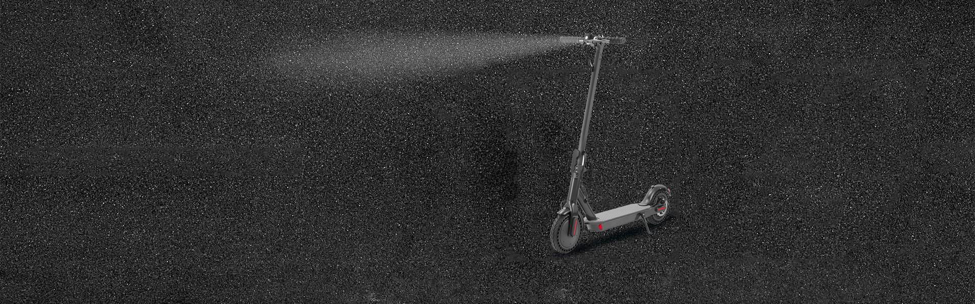 电动滑板车让你摆脱宅在家里的欲望