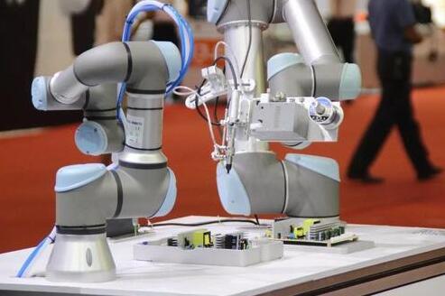 优傲机器人解决劳动力短缺问题方案