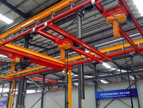 Flexible crane