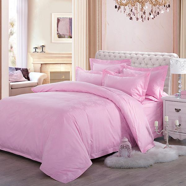 粉色牡丹花四件套