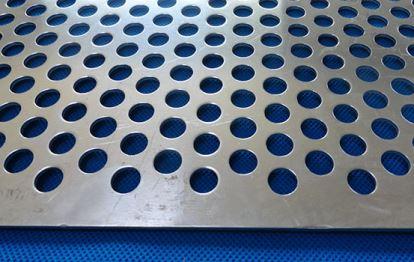 如何防止不锈钢冲孔网出现氧化