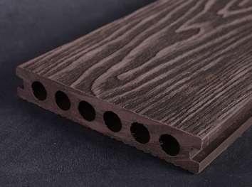 塑木地板开裂变形的原因有哪些