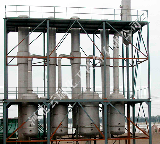 多效降膜蒸發器