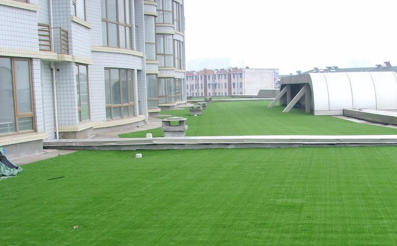 楼顶绿化人造草坪的难题有什么