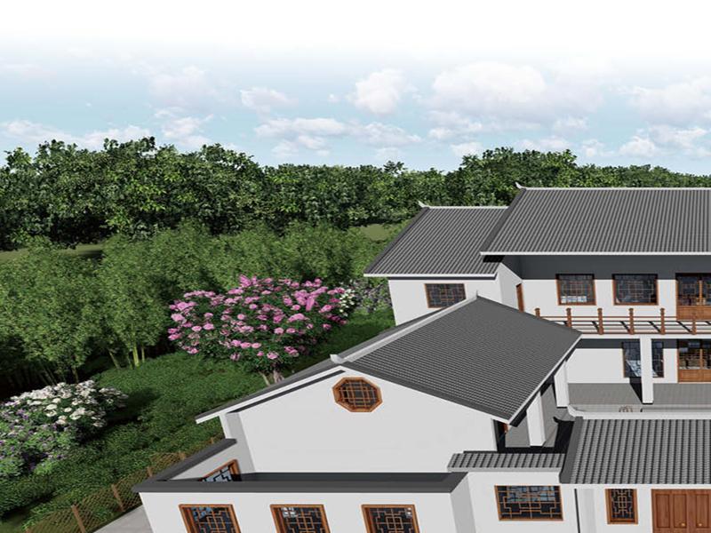 在四川你知道农村轻钢别墅可用于哪些地方?