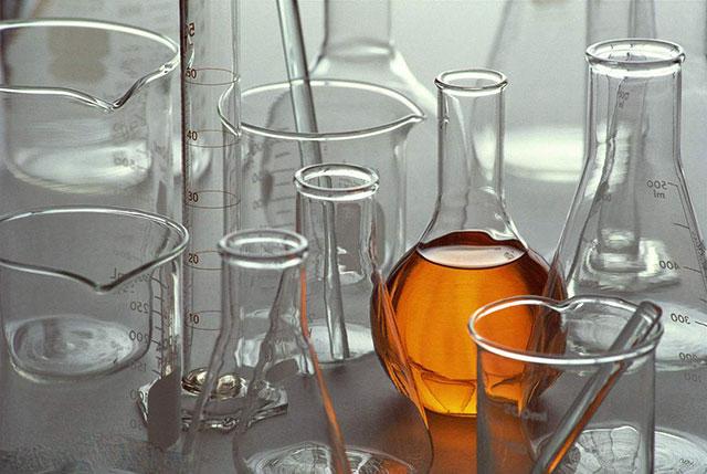 玻璃器皿,试剂