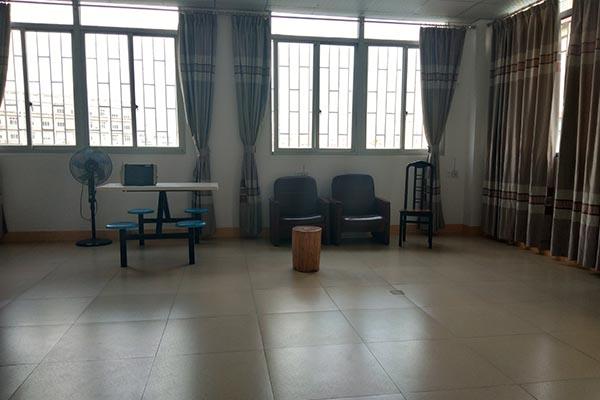 老人院活动室