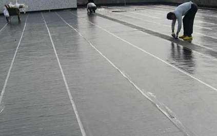 改性瀝青防水材料的使用要求