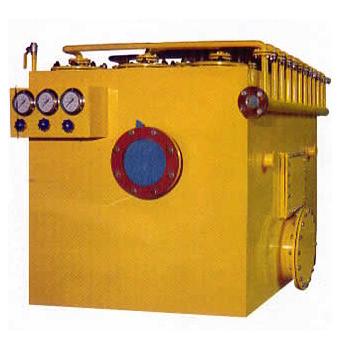 集装式自动反冲洗装置