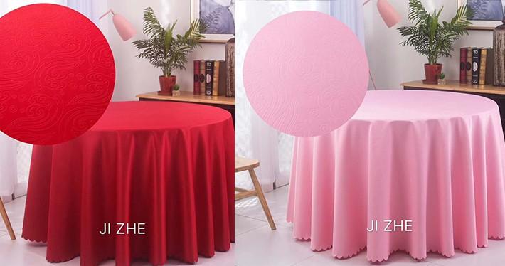桌布搭配的注意事项